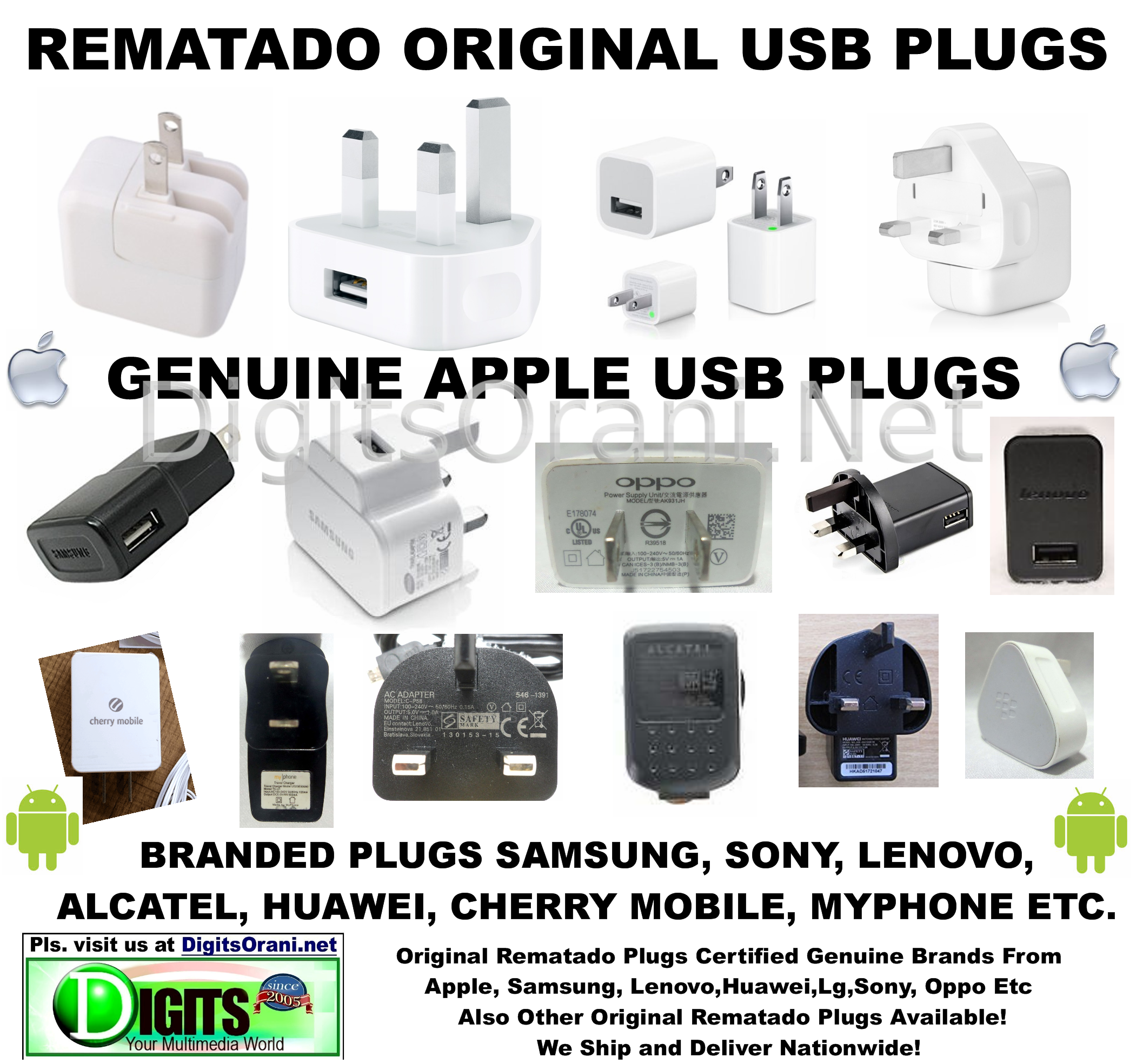 Rematado Plug Genuine Torque Travel Charger Certified Original Oppo Touch To Zoom
