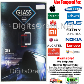 Tempered Glass For Oppo A83 Super Hard,Shatterproof,Anti-Oil  Coating,Protects Your Eyes,Anti-Fingerprint Coating,Hd Transparent  Glass,Oleophobic