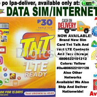 Retailer Sim For E-Load, Loading Station Globe #Ds4801231052648